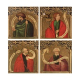 Ss. James, John, Matthew and Simon, 1468 Giclee Print by Nicolas Frances