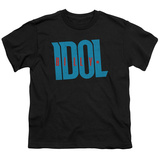 Youth: Billy Idol- Logo T-Shirt