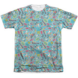 Teen Titans Go- Pattern T-shirts