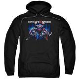 Hoodie: Infinite Crisis- IC Super Pullover Hoodie