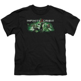 Youth: Infinite Crisis- IC Green T-shirts