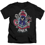 Youth: Teen Titans Go- Raven Shirts