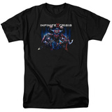 Infinite Crisis- IC Super T-Shirt