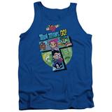 Tank Top: Teen Titans Go- T Tank Top