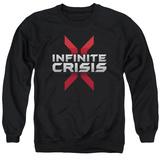 Crewneck Sweatshirt: Infinite Crisis- Logo T-shirts