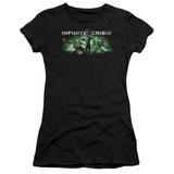 Juniors: Infinite Crisis- IC Green T-shirts