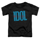 Toddler: Billy Idol- Logo Shirt