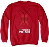 Crewneck Sweatshirt: Infinite Crisis- Title T-Shirt