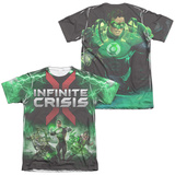 Infinite Crisis- IC Green Lantern (Front/Back Print) T-Shirt