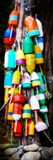 Colorful Buoys Giclee Print by Jobe Waters
