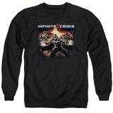 Crewneck Sweatshirt: Infinite Crisis- Batmen Shirt