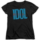 Womans: Billy Idol- Logo T-Shirt
