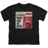 Youth: Jaws- Terror T-Shirt