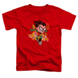 Toddler: Teen Titans Go- Robin T-shirts