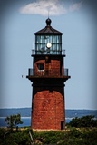 Gay Head Lighthouse Marthas Vineyard MA Giclee Print by Jobe Waters