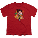 Youth: Teen Titans Go- Robin Shirts