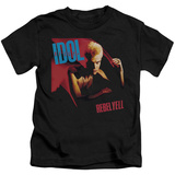 Juvenile: Billy Idol- Rebel Yell Shirts