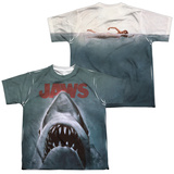 Youth: Jaws- Poster T-shirts