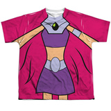 Youth: Teen Titans Go- Starfire Uniform T-shirts