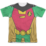 Teen Titans Go- Robin Uniform Shirts
