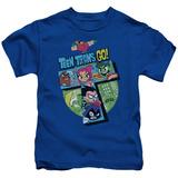 Youth: Teen Titans Go- T T-Shirt
