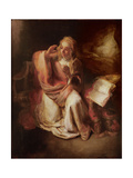 The Annunciation Giclee Print by Willem Drost