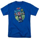 "Teen Titans Go- Action ""T"" Shirts"