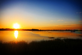 Cape Cod Sunset Giclee Print by Jobe Waters