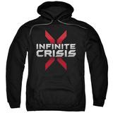 Hoodie: Infinite Crisis- Logo Pullover Hoodie