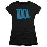 Juniors: Billy Idol- Logo Shirts