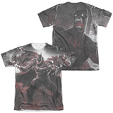 Infinite Crisis- IC Batman (Front/Back Print) T-Shirt
