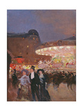 Untitled Giclee Print by Luigi Loir