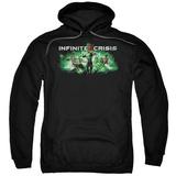 Hoodie: Infinite Crisis- IC Green Pullover Hoodie