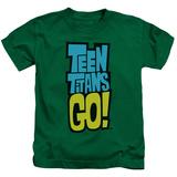 Juvenile: Teen Titans Go- Logo Shirts