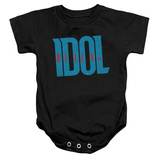 Infant: Billy Idol- Logo Onesie Infant Onesie