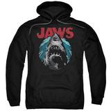 Hoodie: Jaws- Water Circle Pullover Hoodie