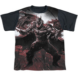 Youth: Infinite Crisis- IC Batman Black Back T-Shirt