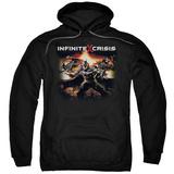Hoodie: Infinite Crisis- Batmen Pullover Hoodie