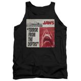Tank Top: Jaws- Terror Tank Top