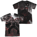 Infinite Crisis- IC Batman (Front/Back Print) Shirt