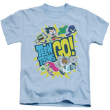 Juvenile: Teen Titans Go- Go T-Shirt