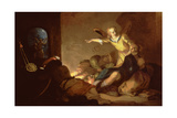 The Liberation of St. Peter Giclee Print by Abraham Bloemaert