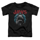 Toddler: Jaws- Water Circle T-Shirt