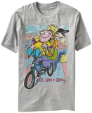 Ed, Edd n Eddy- Eds on Bike Shirts
