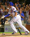Kris Bryant 2015 Action Photo