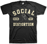 Social Distortion- Boxing Gloves T-Shirt