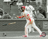 Matt Carpenter 2015 Spotlight Action Photo