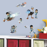 Miles From Tomorrowland Peel And Stick Wall Decals Autocollant