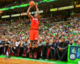 Mario Chalmers 2011-12 Playoff Action Photo