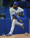 Johnny Cueto 2015 Action Photo